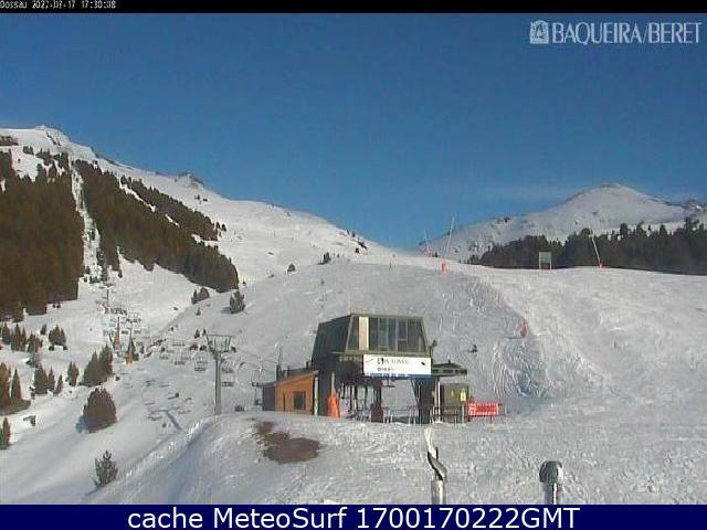 webcam Beret Esqui Lerida