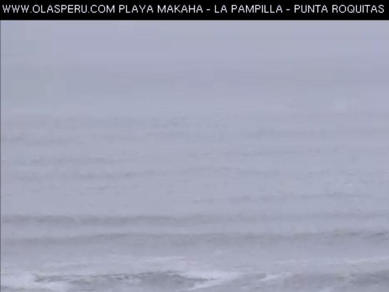 webcam Makaha La Pampilla Roquitas Lima